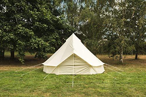 CanvasTentShop 4M Bell Tent Lite 9