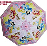 #1: DHINCHAK STORES special one Different of all Material Beautiful Girlish print UMBRELLA for kids and all