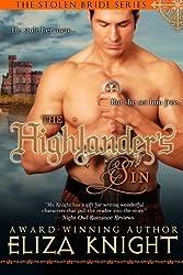 The Highlander's Sin (The Stolen Bride Series) (Volume 6) by Eliza Knight (2013-10-23)