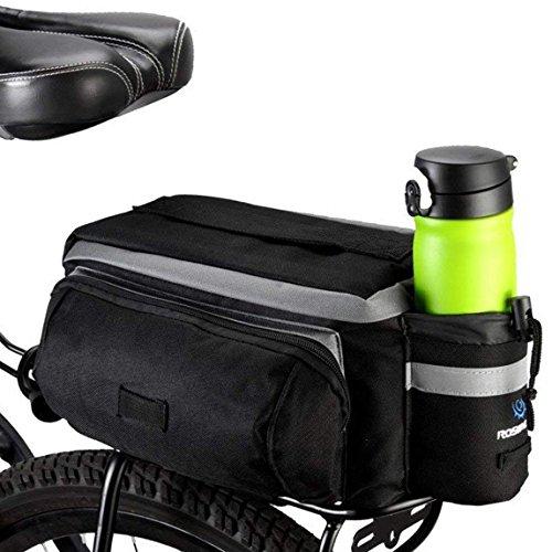Fahrrad Satteltasche,7L Multifunktions Fahrrad Radfahre… | 00684587632511