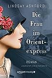 Die Frau im Orient-Express (kindle edition)