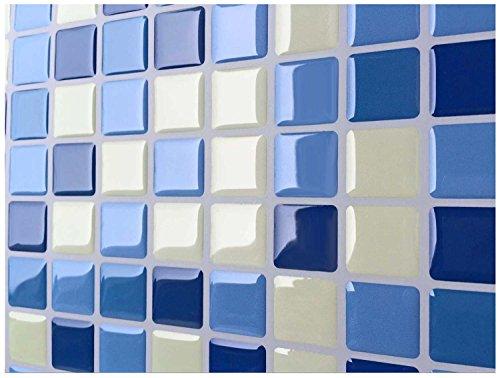 Piastrelle adesive d in gel effetto mosaico di alta qualità