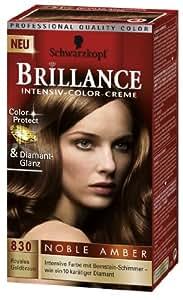 schwarzkopf brillance haarfarbe 830 royales goldbraun. Black Bedroom Furniture Sets. Home Design Ideas