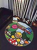 BEAUTIFULNUHAI Für Christmas1.5m Baumwolle Teppich Runde Kinder Gym Rug Spielmatte Baby Spielzeug Beutel Baby Krabbeln Decke Outdoor Pad f