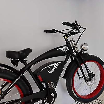 Fahrrad Beach Cruiser elektrisch
