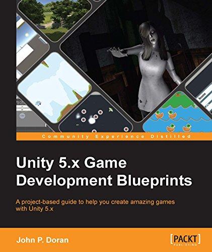 Unity 5x game development blueprints by john p doran energy books unity 5x game development blueprints by john p doran malvernweather Images