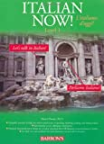 Italian Now!: Level One Workbook