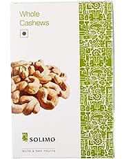 Solimo Premium Cashews, 500g