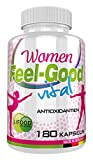 Lifood Swiss Women Feel Good, 3 Monats Kur, Darmreinigung, Entgiftung, Detox, Diät Unterstützung, 1er Pack (1 x 80 g)