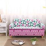 GH&YY Sofa Cover Schonbezug Sofa Protector Anti-Rutsch-Bezug Waschbar, Anti-Milbe & Anti-Falten...