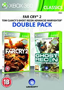 Ubisoft Double Pack - Far Cry 2 & Graw (Xbox 360)