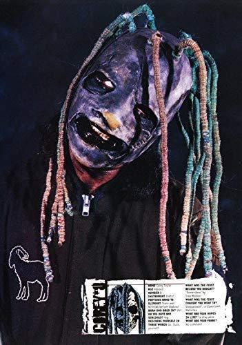 Generic Slipknot Corey Taylor 8 Foto Poster Stone Sour CD Bluse Maske 028 (A5-A4-A3) - ()