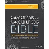 AutoCAD 2015 and AutoCAD LT 2015 Bible by Ellen Finkelstein (21-Oct-2014) Paperback