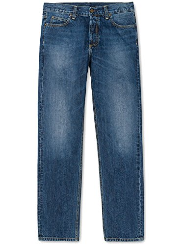 Carhartt WIP Texas Hanford jean blue rope washed