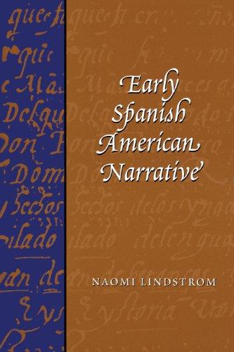 Early Spanish American Narrative