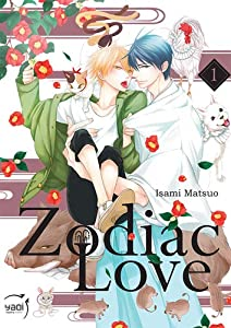 Zodiac Love Edition simple Tome 1