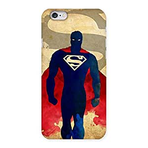 Premier Day Walks Back Case Cover for iPhone 6 6S