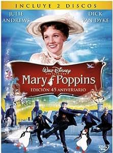 Mary Poppins (Edicion 45 Aniversario) [DVD]