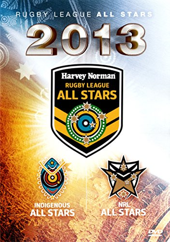 HARVEY NORMAN RUGBY LEAGUE ALL STARS2013 - NRL Rugby League All Stars 2013 (PAL) (REGION 4) (1 DVD)