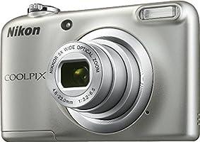 Nikon A10 Appareil Photo Numérique Compact 16.1 Mpix zoom 5 x Argent