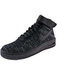 Nike - W AF1 Flyknit - 818018002 - Color: Negro - Size: 38.5