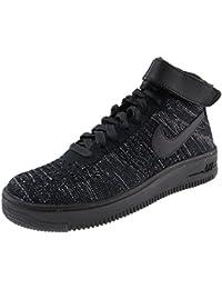Nike - W AF1 Flyknit - 818018002 - Color: Negro - Size: 38.5