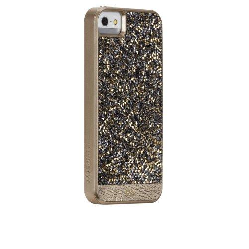 Case-Mate CM029407 Brilliance Schutzhülle für Apple iPhone 5/5S gold