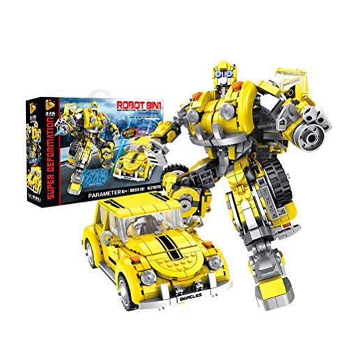 Transformers Bumblebee, Umblebee Movie Toys, Unterstützt 8 Verformungsmodi.