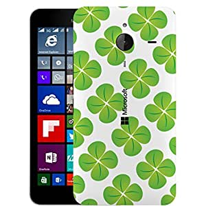 Digione designer Back Replacement Texture Plastic Cover Panel Battery Cover Snap on Case Cover for Nokia Microsoft Lumia 640XL ID:640XL806