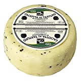 Italian Cheese with Truffle Caciotta, 1kg approx