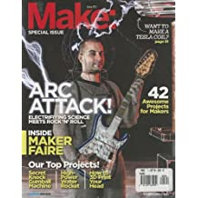 Make – Maker Projects Guide