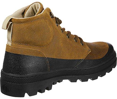 Nero Uomo Palladio Sneaker M Hikr Marrone Alta Plboss C7wFHq