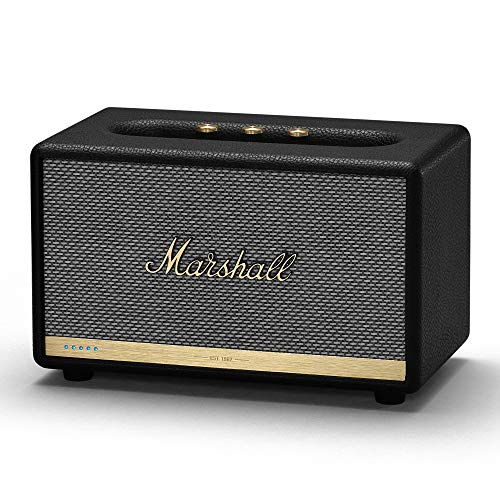 Marshall Acton II Voice - Bluetooth Speaker with Alexa Built-In