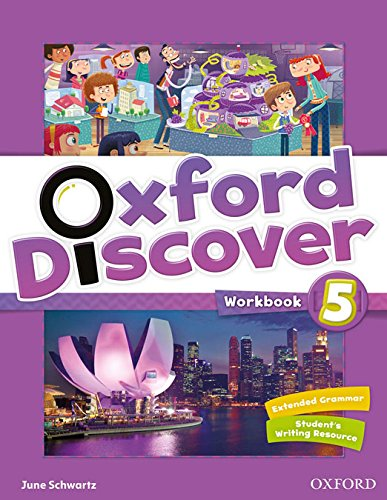 Oxford Discover 5. Activity Book
