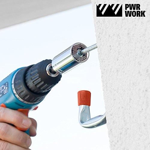 PWR Work IG113027 Llave de tubo universal 7 en 1, Metal