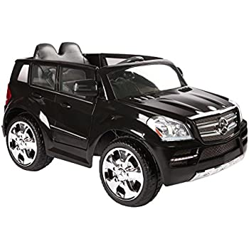 Mercedes Gl Suv Kids Electric Ride On Jeep Opening Doors And