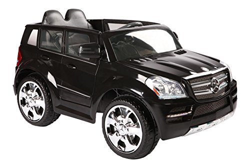 Mercedes GL SUV Kids Electric Ride on Jeep 12v – Opening Doors and Parental Remote