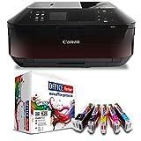 Canon Pixma MX925 Multifunktionsdrucker (Drucker, Scanner, Kopierer, Fax, WLAN) mit 25 kompatiblen OFFICE-Partner Patronen + USB Kabel (Originalpatronen nicht im Lieferumfang)
