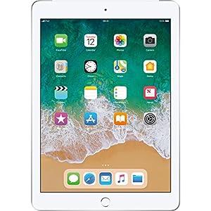 Apple iPad (Wi-Fi + Cellular, 32 GB) – Silver