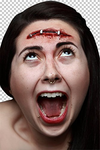 prosthetic-wounds-metal-staples-prosthetic-makeup