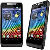 Motorola RAZR D1 De Regalo Unlocked, Colour Black Brand New 4GB + 4GB card