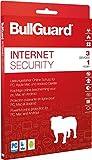 BullGuard Internet Security 1 Jahr 3 Geräte Slimline Mini Tuckin