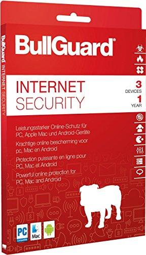 BullGuard Internet Security Slimline Mini Tuckin