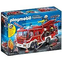 Playmobil Fourgon d'intervention des Pompiers, 9464
