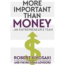 More Important Than Money: an Entrepreneur's Team