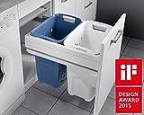 Hailo Laundry-Carrier 450 Für 45 cm Breite Unterschränke