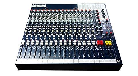 SOUNDCRAFT FX16II Console Analogique