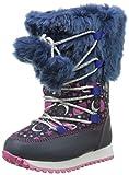 Agatha Ruiz De La Prada171985a - Botas de Nieve Niñas, Color Azul, Talla 30
