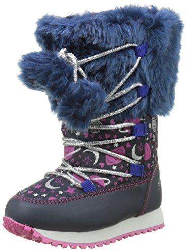Agatha Ruiz De La Prada171985a - Botas de Nieve Niñas, Color Azul, Talla 25