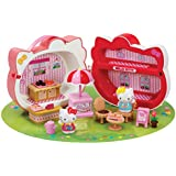 Hello Kitty Picnic Play Case Playset